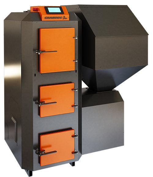 Многофункциональный котёл серии BIO-40 (от 10 до 40 кВт)