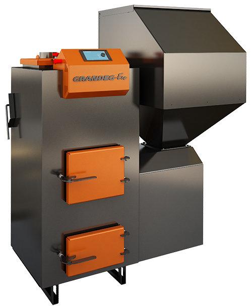 Специализированный котёл серии ECO-25 (от 10 до 25 кВт)