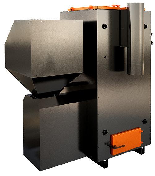 Специализированный котёл серии ECO-100 (от 30 до 100 кВт)