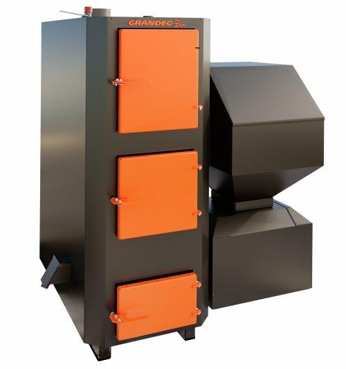 Многофункциональный котёл серии BIO-70 (от 20 до 70 кВт)