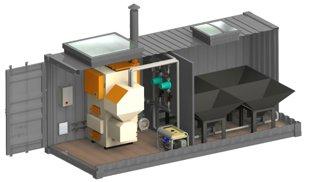 Модульные котельные от 70 кВт до 1,5 мВт